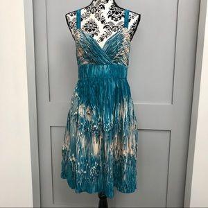 Lil Anthro Silk Dress
